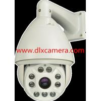 Quality Outdoor Weather-proof 36xZoom 1920x1080P 2Mp Laser IP PTZ High speed Dome Camera IR range 150M 9pieces laser lights for sale