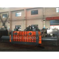 Quality Y81F-400 Hydraulic Scrap Metal Baling Machine with Double Main Cylinders for sale