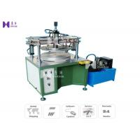Quality 2.2KW Circular Cake Box Edge Beading Machine Hydraulic Driven System for sale