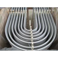 Quality Cold Drawn ASTM A213 Steel U Tube GRADE TP321 Heat Exchanger Tube SMLS for sale