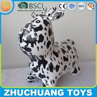 Quality custom design water transfer color printing milk cow for sale