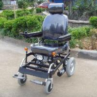 Quality Power Wheelchair With Lights (Used At Night) (QX-04-08C) for sale