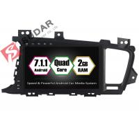 Quality 9 Inch 2 Din Car Multimedia Navigation System , Kia K5 / Kia Optima Dvd Player for sale