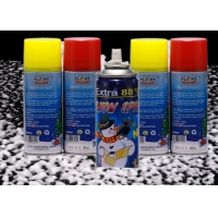 Quality White Color Festival 500ml 600ml Party Snow Spray for sale