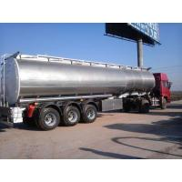 Quality Tank Truck Bodies Aluminium Alloy Products , 5454 Aluminum Plate High Formability for sale