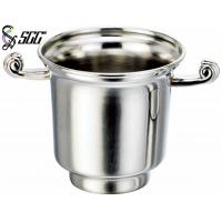 China Exquisite Stainless Steel Ice Bucket Specially for Banquet and Party on sale