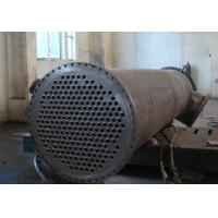 shell and tube heat exchanger for sale