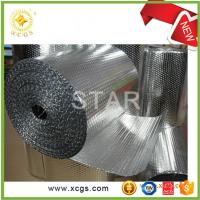 Buy cheap Good price aluminum foil bubble sheet thermal insulation material from professional manufacturer from wholesalers