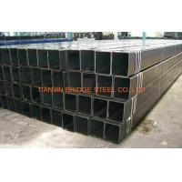Buy Q195 - Q235 , ST37-2, SS400 Square Hollow Section Steel Tube For Structure Pipe at wholesale prices