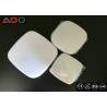 Buy cheap White Plastic Square IK10 4000K 20W LED Bulkhead Lamp from wholesalers