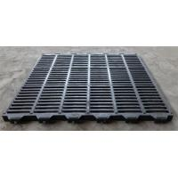 Quality cast iron slat,elevator bucket,polymer drainage channel for sale