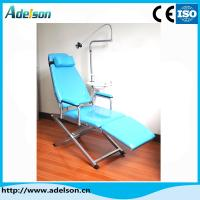 Quality Folding dental chair unit price for sale