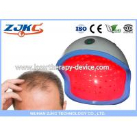 Quality 650nm Low Level Hair Regrowth Cap / High Power Laser Hair Regrowth Helmet , FCC CE for sale