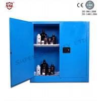 Quality Metal Corrosive Steel Storage Cabinet For Vitriol Or Nitric , Safety Storage Cabinet for sale