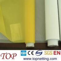 Buy cheap 80T 200 mesh polyetster printing mesh screen from wholesalers