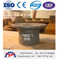 Quality Cast steel ball mill head for sale