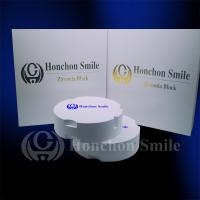 Quality Full Contour Zirconia Disk Dental Material Shaded Prettau For Zirkonzahn System for sale