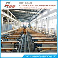 Quality Aluminium Profile Two-Level Extrusion Table for sale