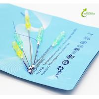 Quality 2018 Innovative Products Blunt Cannula Double Screw Threadlift Korea for sale
