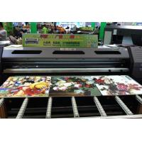 Quality Ricoh Gen4 Head Digital Uv Flatbed Printer For Rigid Board Printing for sale