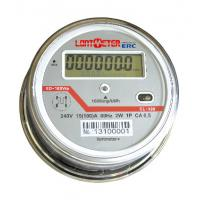 Quality LCD Type Single Phase Digital Energy Meter , 1 Phase Energy Meter 15-100A for sale