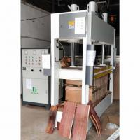 Buy cheap Radio Frequency Bent Plywood Machine Hot Press Sales from wholesalers