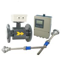 Quality IP65 / IP67 / IP68 Divided Type Electromagnetic Flow Meter in High temperature for sale