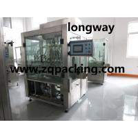 China maize oil bottled filling packing machine on sale