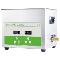 China Digital Surgical And Dental Laboratory Ultrasonic Cleaner Instruments Bath Sonicator 30L 500W 40KHZ on sale