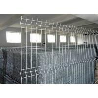 Quality Professional Welded Wire Garden Mesh Fencing Panels Hot Dipped Galvanized for sale