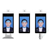 Quality Non Contact 8 Inch Facial Recognition Time Attendance System for sale