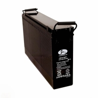 Quality 12V150ah 45A Front Terminal Battery Solar Panel Deep Cycle Battery For Solar Storage for sale