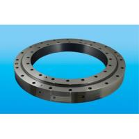 Quality Single Row Four Point Contact Ball Slewing Ring Bearings Without Gear For Construction for sale
