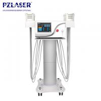 Quality Portable Diode Laser Weight Loss Machine Liposuction Cavitation Machine for sale