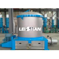 Quality Slotted Inflow Pressure Pulp Screening Machine 0.4 - 0.8 % Concentration for sale
