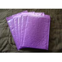 China Multi Colored Polyethylene Mailers Bubble Shipping Envelopes Waterproof Dustproof on sale