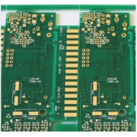 Quality KB FR4 Double Sided Pcb Board Prototype Circuit Board For Set Top Box for sale