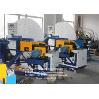 Quality Steel Spiral Tube Former Machine With Automatic Saw Blade Cutting System for sale