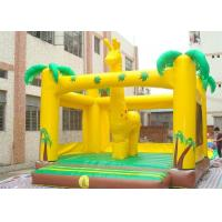 Quality Deer Style Inflatable Bouncer , Durable Adult Jumpers Bouncers For Outdoor for sale