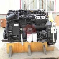 Quality Genuine engine blocks ISDe210 30 engine assembly DIESEL ENGINE ASSY ISDe210 30 for sale
