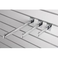 Quality Supermarket  Shop Plastic Display Hooks , Security Retail Wall Hooks for sale