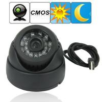 """Quality Dome 1/4"""" CMOS CCTV Surveillance TF Card DVR Camera Home Office Hidden Security Monitor Digital Video Recorder for sale"""