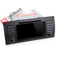 Quality Mirrorlink DAB + Tuner BMW DVD GPS Navigation BMW E53 Head Unit Support 4K Video for sale