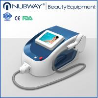 Quality Salon beauty equipment 808nm laser mini diode laser hair removal machine for sale