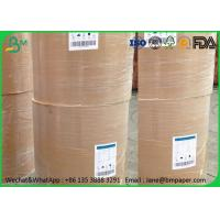 Quality 55 - 120gsm Woodfree Uncoated Paper , Double Sided Uncoated Offset Paper for sale