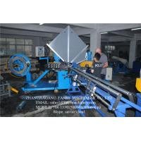 Quality Safety Spiral Duct Machine For Making Galvanized Steel Spiral Duct for sale
