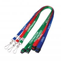 Quality Hook Swivel Lanyard USB Flash Drive / Compact USB Thumb Drive for sale