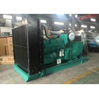 Buy Green Commercial Diesel Generators With Stamford Alternator at wholesale prices