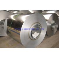 Quality BS1387 / ASTM A53 Hot Dip Galvanized Steel Coil 600mm - 1250mm for sale