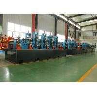 Quality Welded ERW Pipe Mill Machine / Seamless Pipe Mill BV ISO9001 Standard for sale